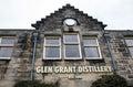 UK, Scotland 17.05.2016 Glen Grant Speyside Single Malt Scotch Whisky Distillery production Royalty Free Stock Photo