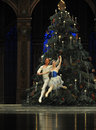Ukraine envoy the second act second field candy kingdom the ballet nutcracker kiev theatre dancers perform in nanchang in december Stock Photo
