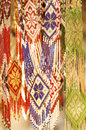 Ukrainian ethnic decorations photo for a design Stock Image