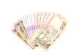 Ukrainian money - UAH