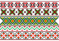 Ukrainian patterns Stock Photos