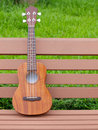 Ukulele Royalty Free Stock Photography