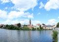 Ulicky Pond Telc, Czech Republic