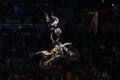 Ulker Metro Moto Heroes Royalty Free Stock Image
