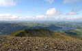 Ullock Pike. Photos libres de droits