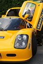 Ultima GTR Royalty Free Stock Photo