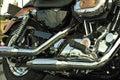 Ultra clean bike Royalty Free Stock Photo