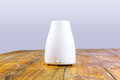 Ultrasonic essential oil diffuser an Royalty Free Stock Photo