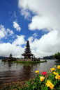 Ulun Danu Tample Bali Royalty Free Stock Photography