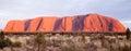 Uluru - Ayers Rock Royalty Free Stock Photo