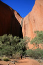 Uluru, Ayres Rock, Australia Stock Photography