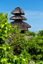 Uluwatu Temple Spire Royalty Free Stock Images
