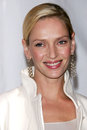 Uma thurman premiere producers ziefeld theatre new york ny Stock Photos