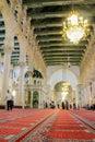 Umayyad Mosque, Damaskus Royalty Free Stock Photo