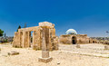 Umayyad Palace at the Amman Citadel Royalty Free Stock Photo