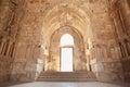 The Umayyad Palace interior in Amman Royalty Free Stock Photo
