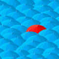 Umbrella background Royalty Free Stock Photography