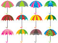 Umbrella Design Set