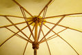 Umbrella made ​​of paper fabric arts and crafts of the village bo sang chiang mai thailand Royalty Free Stock Image