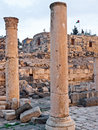 Umm Qais (Gadara), Jordan Stock Photos