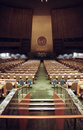 UN General Assembly 1991 Stock Photography