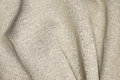 Unbleached fabric Royalty Free Stock Photo