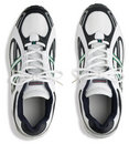 Unbranded pair of running shoes trainers on a whit Royalty Free Stock Images