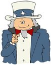 Uncle Sam Royalty Free Stock Photos