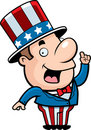 Uncle Sam Idea Stock Image