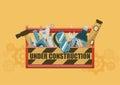 Under construction toolbox