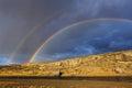 Under The Double Rainbow