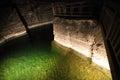 Underground Lake In Wieliczka ...