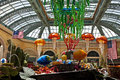Underwater garden, Bellagio, Las Vegas Royalty Free Stock Photo