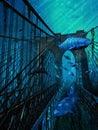 Underwater Manhattan