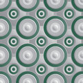 Unending raster green silver endless luxury retro underlying grid for packaging printing paper wallpaper tiles and ceremonial Royalty Free Stock Image