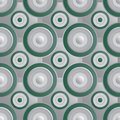Unending raster green silver endless luxury retro underlying grid for packaging printing paper wallpaper tiles and ceremonial Royalty Free Stock Photo