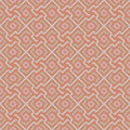 Unending raster pink endless luxury retro underlying grid for packaging printing paper wallpaper tiles and ceremonial textiles and Stock Photography