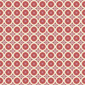Unending raster red endless luxury retro underlying grid for packaging printing paper wallpaper tiles and ceremonial textiles and Stock Photos