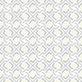 Unending raster silver endless luxury retro underlying grid for packaging printing paper wallpaper tiles and ceremonial textiles Royalty Free Stock Photo