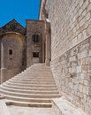 Unesco Heritage Dubrovnik Royalty Free Stock Images