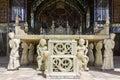 UNESCO World Heritage Golestan Palace in Tehran, Iran Royalty Free Stock Photo