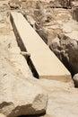 The unfinished obelisk, Aswan, Egypt Royalty Free Stock Photo