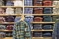 Uni Qlo store Royalty Free Stock Photo
