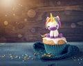 Unicorn cake Royalty Free Stock Photo