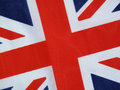 Union Jack Flag Royalty Free Stock Photo
