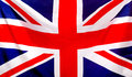 Union Jack flag Royalty Free Stock Image