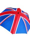 Union Jack umbrella Royalty Free Stock Images