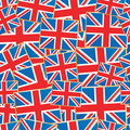 Union jacks Royalty Free Stock Photography
