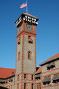 Union Station Portland Oregon Royalty Free Stock Images