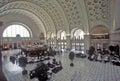 Union Station, Washington, DC Royalty Free Stock Photo
